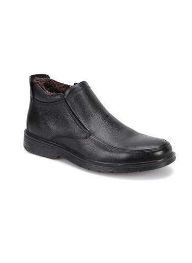 Flogart Klasik Ayakkabı Siyah